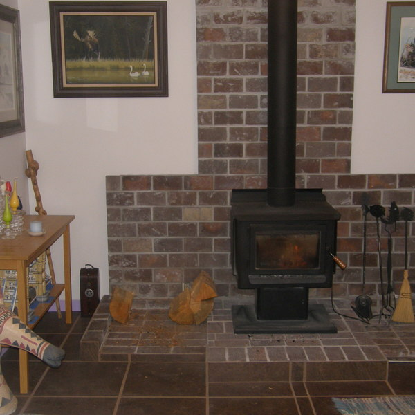Wood Stove Fireplace Ryobi Nation Projects