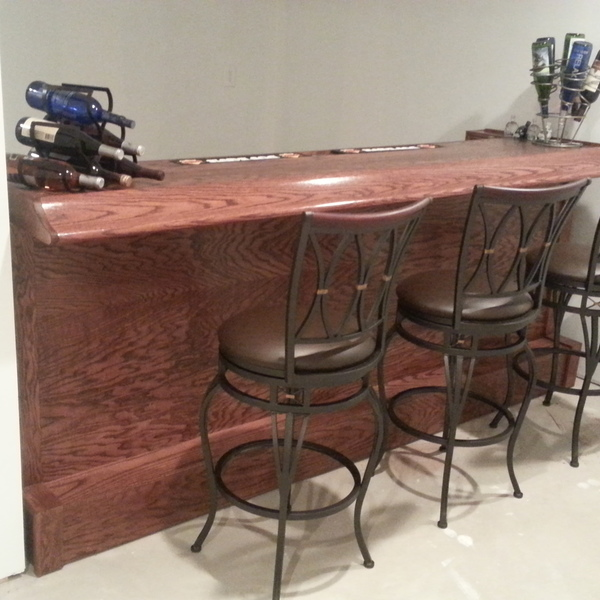 Photo: Basement Bar