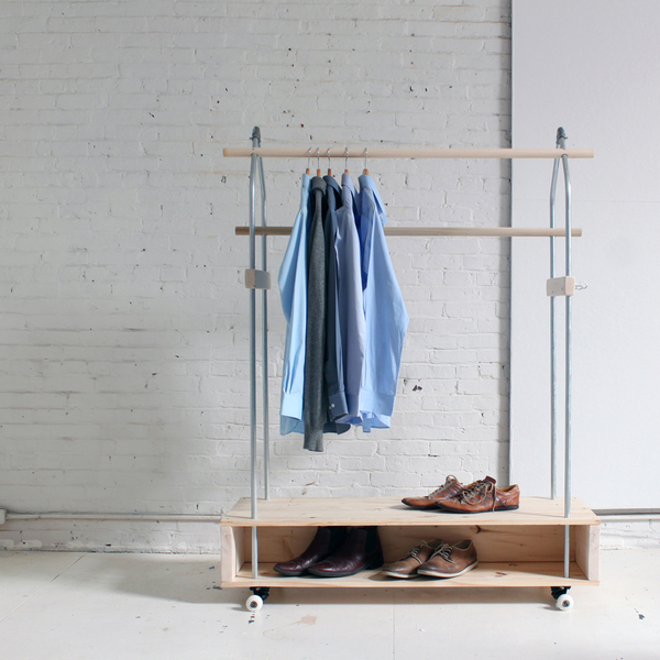 Diy Garment Rack Ryobi Nation Projects