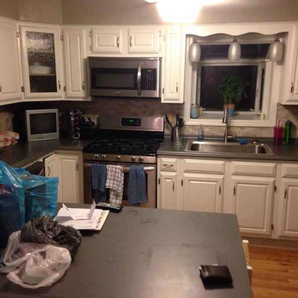 Photo: New Kitchen