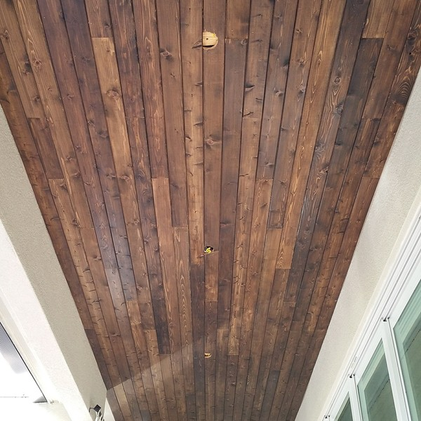 Tongue And Groove Cedar Ceiling Ryobi Nation Projects