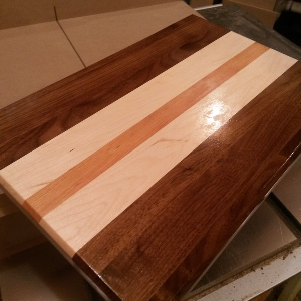 Photo: Cutting Boards For Christmas