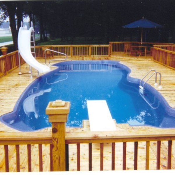 Photo: Pool Party Deck