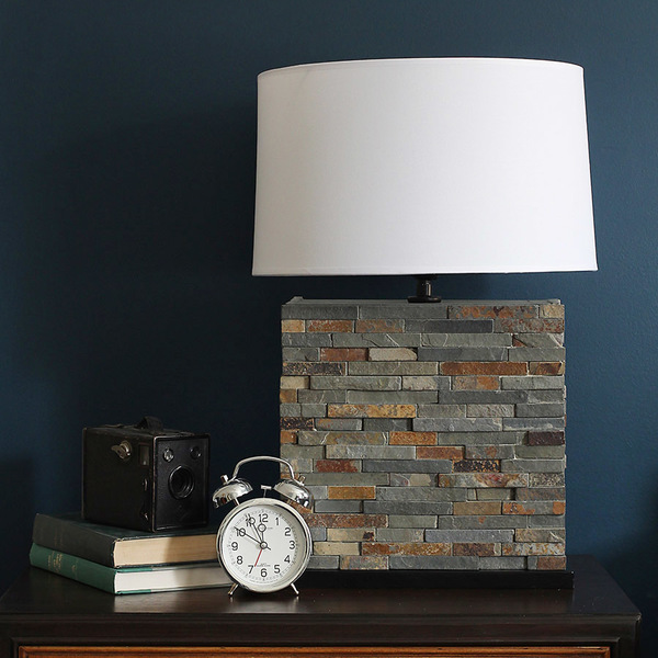 Photo: Tile Lamp