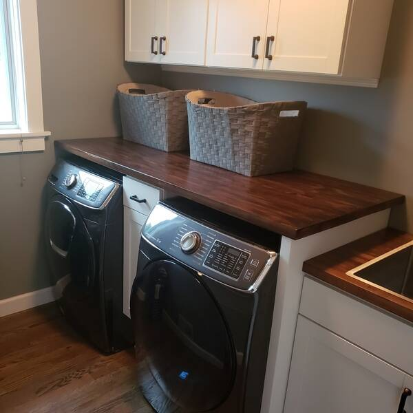 Photo: Laundry Room Makeover
