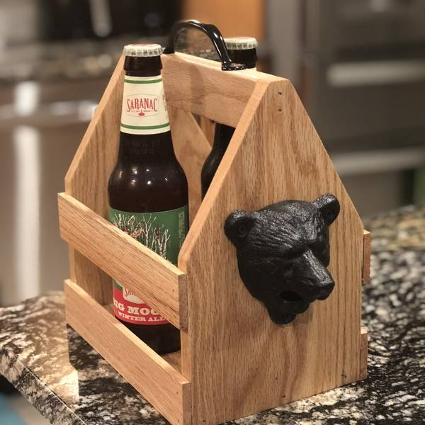 Photo: Beer Caddy