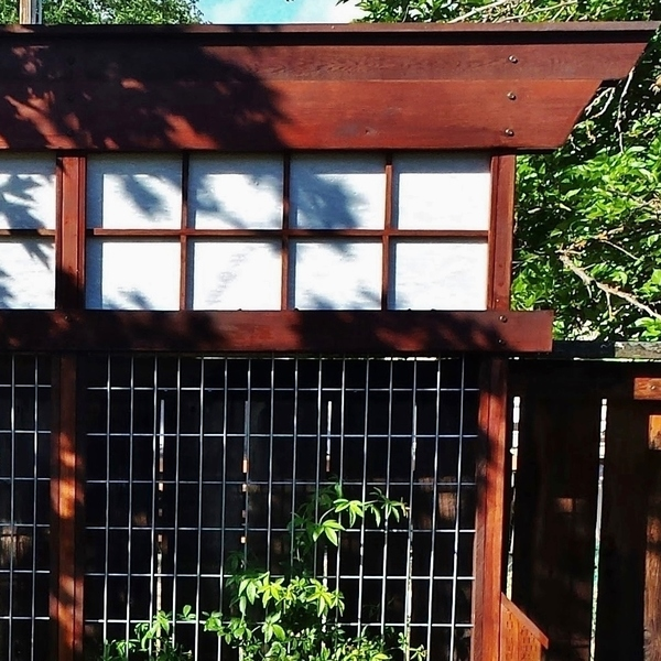 Asian Privacy Screen And Trellis Ryobi Nation Projects
