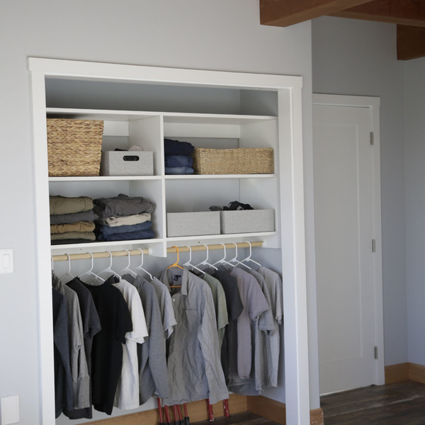 organization easy ideas closet