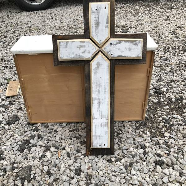 Wooden Cross Ryobi Nation Projects