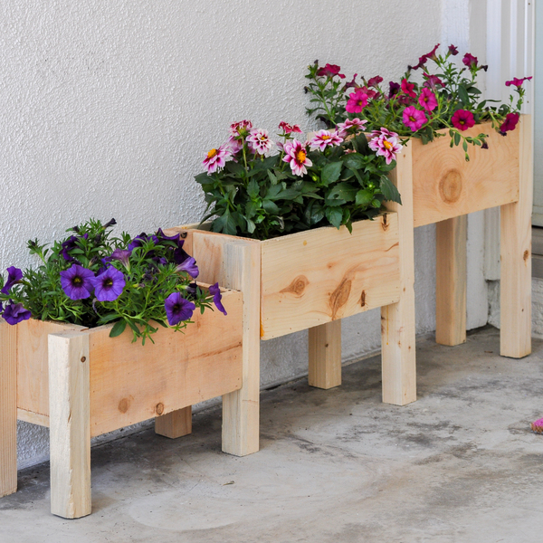 Photo: $10 Tiered Planter