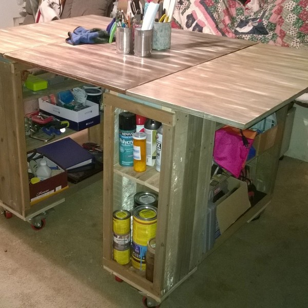 Photo: JP's. Portable Worktable