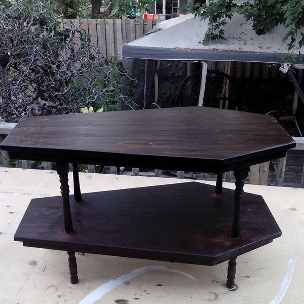 RYOBI Nation Projects - Coffin coffee table