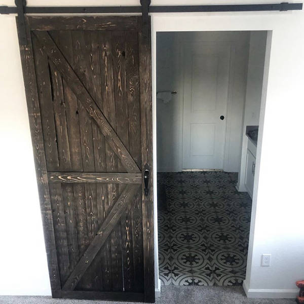 Photo: $50 Barn Door