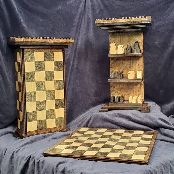 Photo: Chess Towers