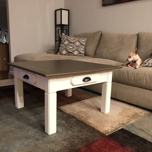 Photo: Simply Elegant Coffee Table