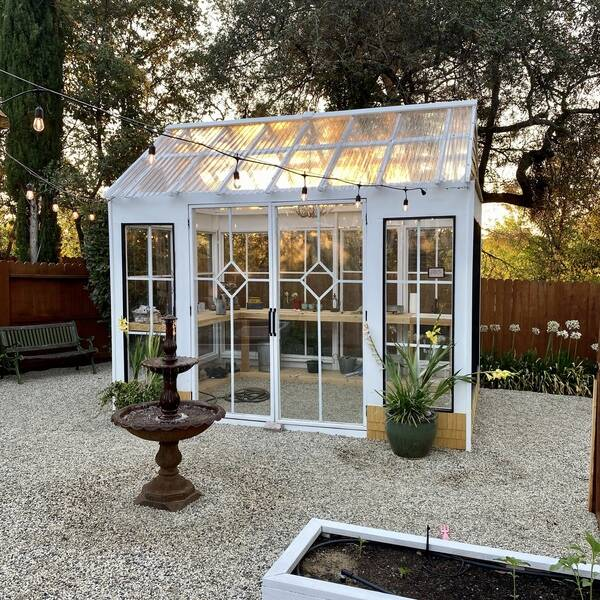 Photo: Garden and Greenhouse