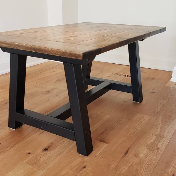 Photo: Farmhouse Dining Table