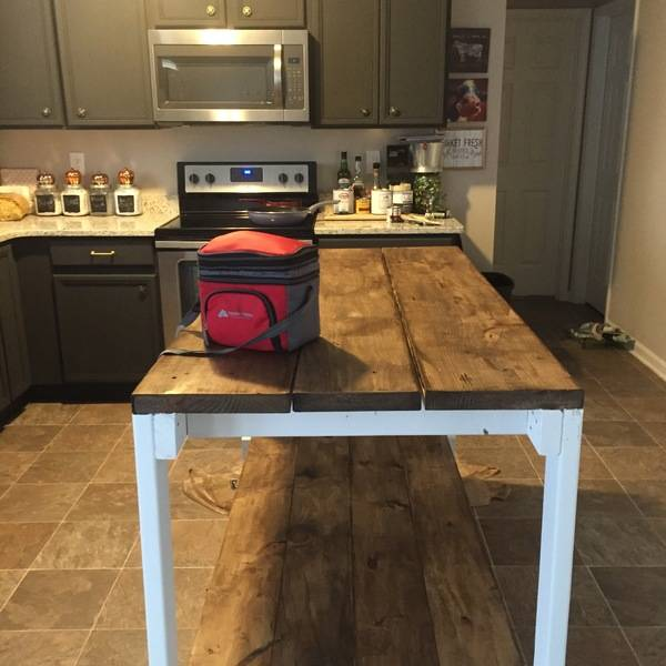 Photo: Little Kitchen Island