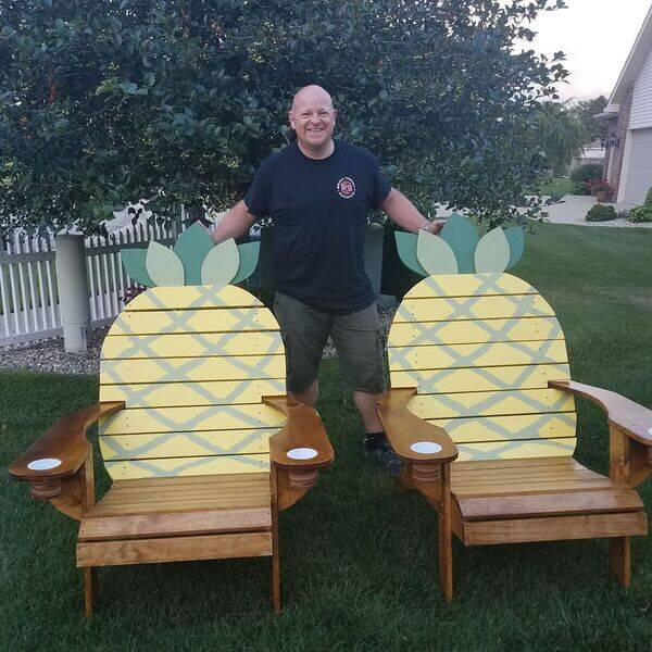 Photo: Adirondack Chairs