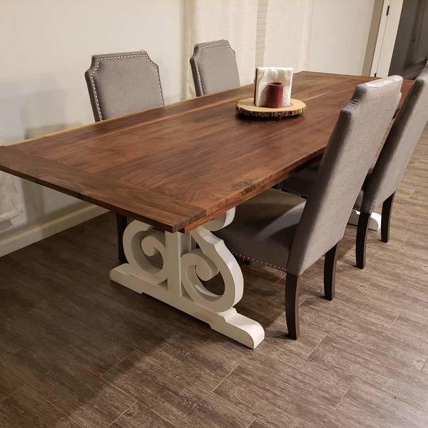Photo: Dinning table