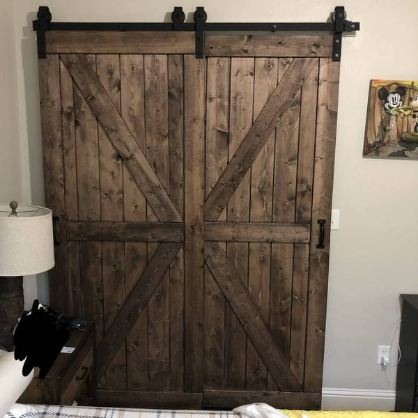 Photo: Sliding Barn Doors