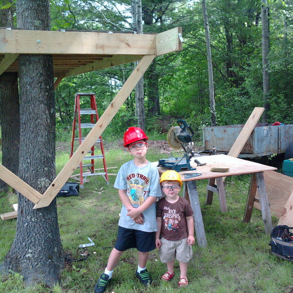Photo: Kids Treehouse