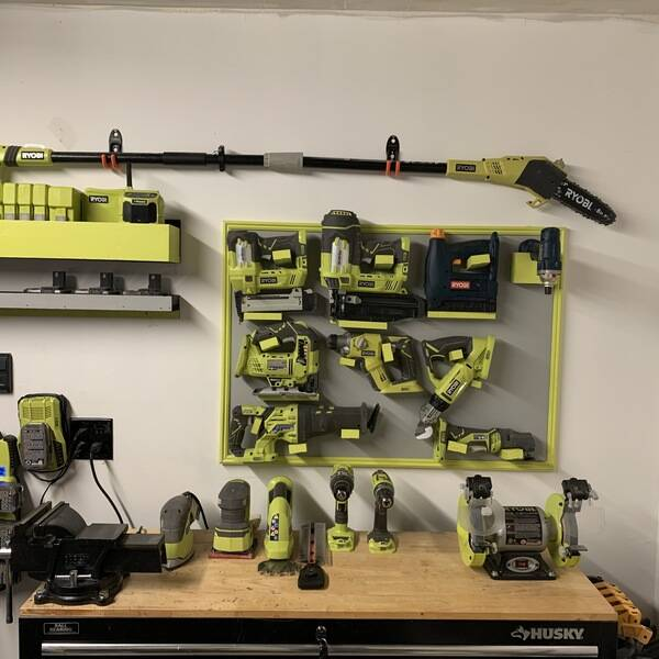 Photo: Ryobi Tool Storage