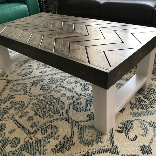 Cool 2X4 Chevron Coffee Table Ryobi Nation Projects Download Free Architecture Designs Rallybritishbridgeorg