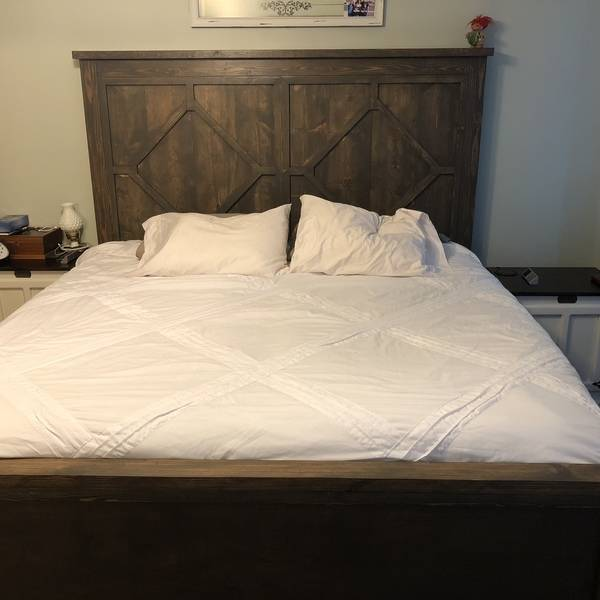 Photo: Brand new bed frame