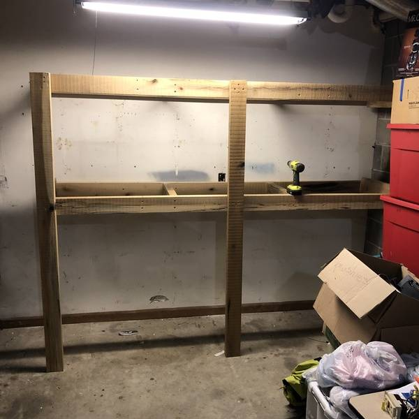 Photo: Garage Shelving