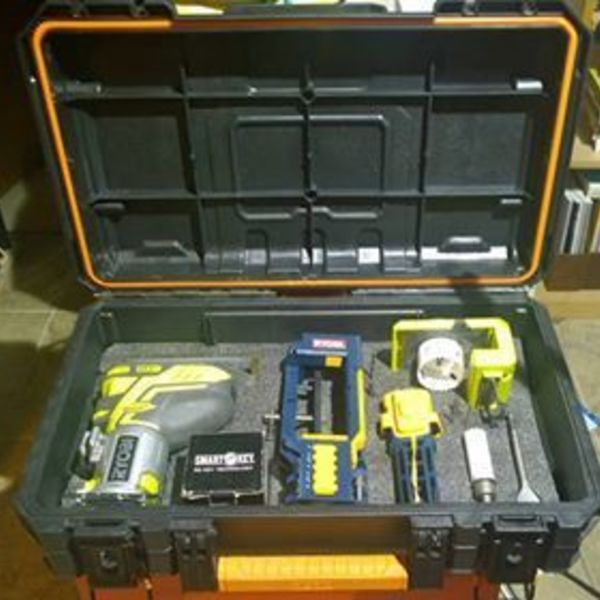 Mobile Storage - RYOBI Nation Projects