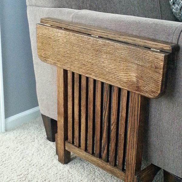 Space Saving End Table Ryobi Nation Projects