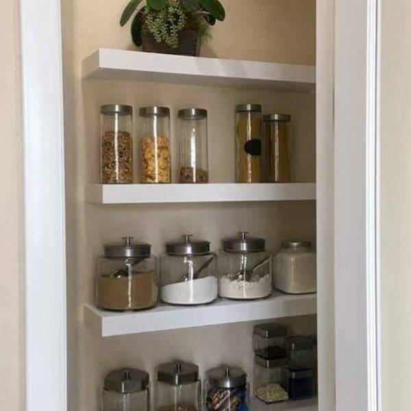 Photo: Pantry Remodel