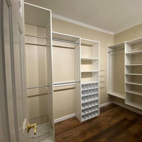 Photo: Walk-In Closet