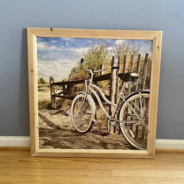 Photo: Quick picture frame