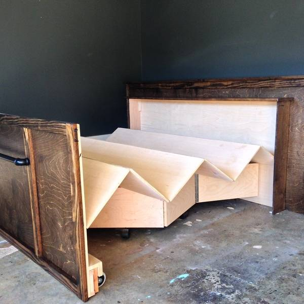 Fold Away Bed Ryobi Nation Projects