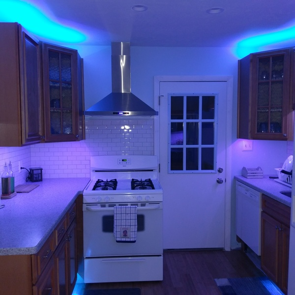 Photo: Kitchen remodel