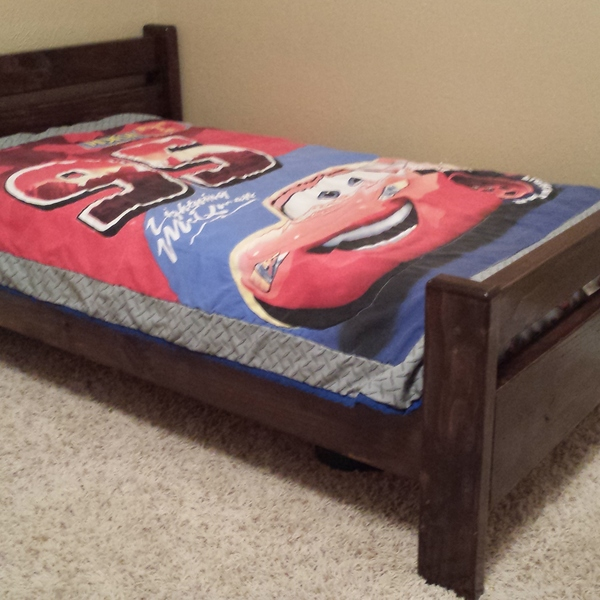 Photo: Toddler Bed