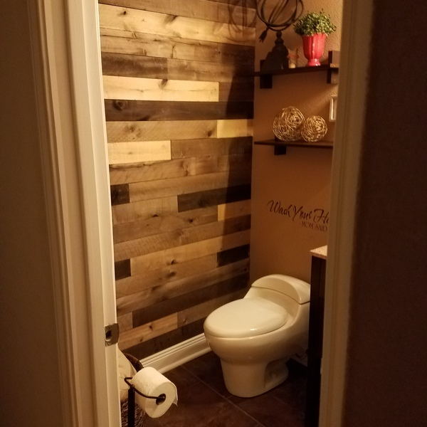 Photo: Bathroom remodel
