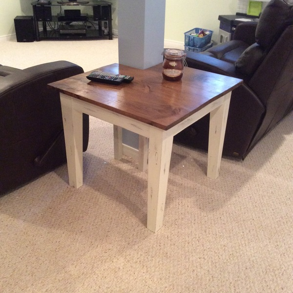 Photo: Corner Table
