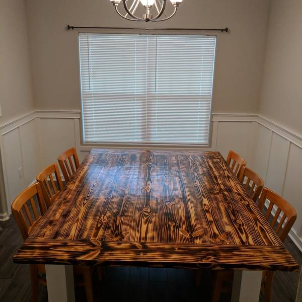 Photo: 10 seat Dining Room Table