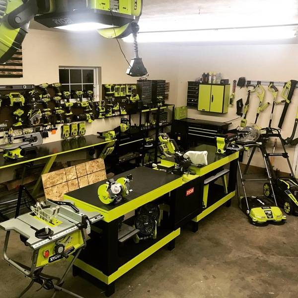 Photo: Ryobi Workshop