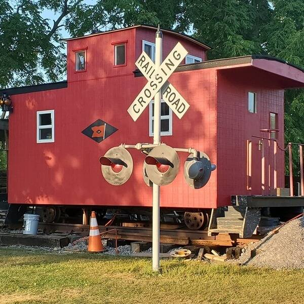 Photo: Bobber Caboose