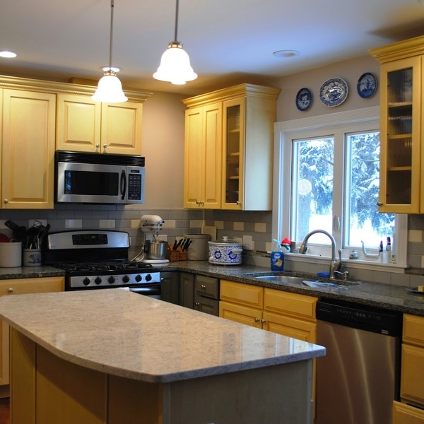 Photo: Complete Kitchen Makeover