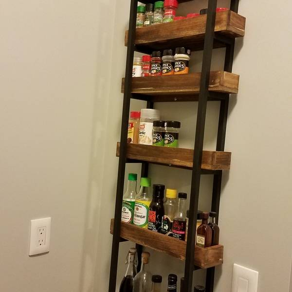 Photo: Shanty Spice Rack