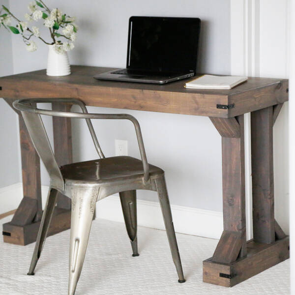 Photo: Modern Farmhouse Desk