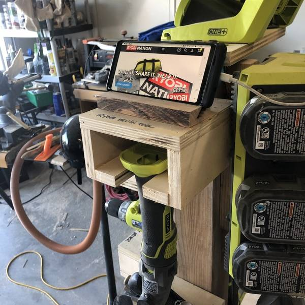 Photo: Ryobi Tower of Power
