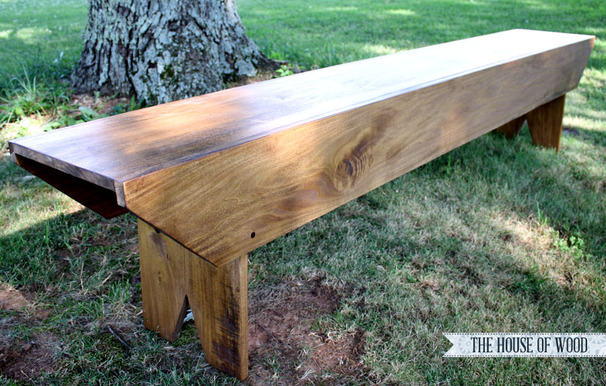 Easy 3 Board Bench