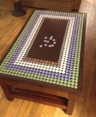 Bottlecap Coffee Table