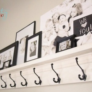 Photo: Hook Shelf Project